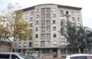 Immeuble occupe à Lyon 8e