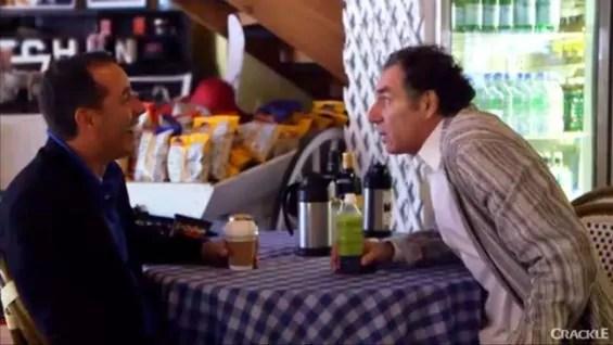 En voiture avec Jerry Seinfeld