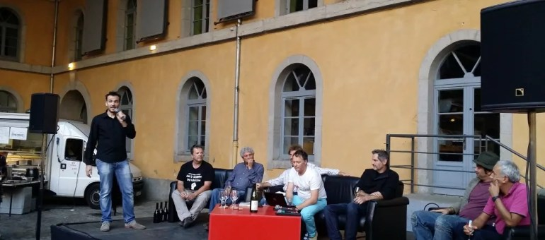 Biodynamie, contestation et raisin bio : du débat au salon des vins Rue89 Lyon