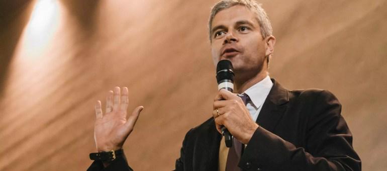 Un document révèle la stratégie électorale et de communication de Laurent Wauquiez