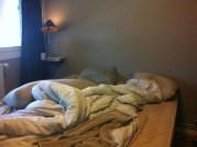 Photo d'illustration, lit dérangé. Rue89Lyon.