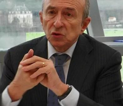 Gérard Collomb, ses revenus, ses emmerdes