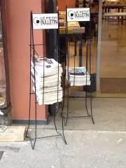 redevance sur les pr sentoirs les journaux gratuits de lyon entrent en n gociation rue89lyon. Black Bedroom Furniture Sets. Home Design Ideas