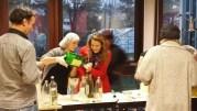 Première distribution Vrac au centre social de la Sauvegarde en décembre. ©LB/Rue89Lyon