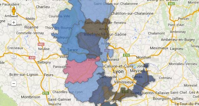 Départementales dans le Rhône : le FN au second tour dans 12 cantons sur 13
