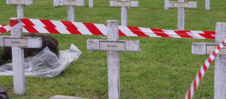 Exhumation, tests ADN : la folle enquête sur le «martyr inconnu» de la Doua