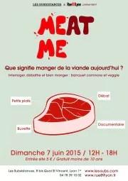 Affiche Meat me