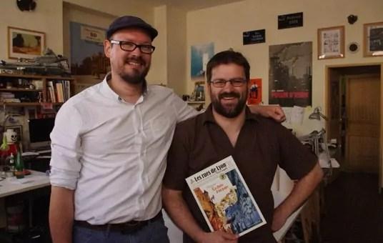 «Les Rues de Lyon», une nouvelle revue associative, locale et en BD