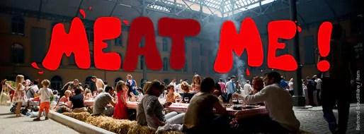 Meat me ! aux Subsistances, le dimanche 7 juin 2015.