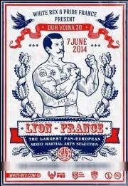 Capture d'écran de l'affiche du tournoi 2014