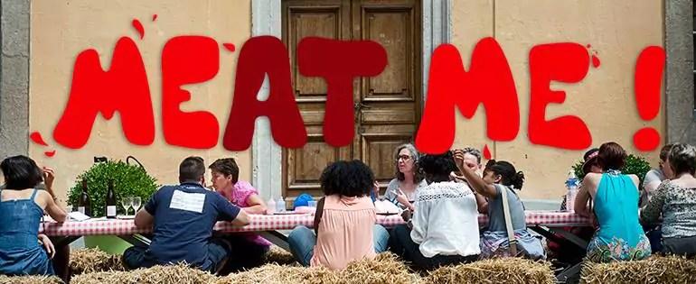 Un banquet végétarien et carnivore ce dimanche 7 juin à Lyon, voici le menu
