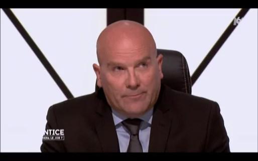 """Bruno Bonnell dans le programme de M6 """"The Apprentice"""" / Capture d'écran"""