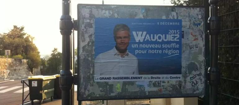 Laurent Wauquiez et Jean-Jack Queyranne dans une morne campagne