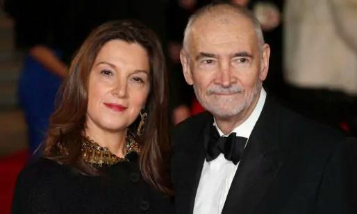Les producteurs Barbara Broccoli et Michael G. Wilson, gardiens du temple Bondien.