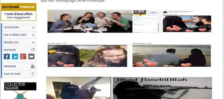 Des djihadistes français radicalisés via Internet et issus de familles athées
