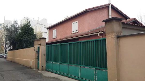La mosquée du 8ème arrondissement est désormais fermée le vendredi, jour de la principale prière. ©LB/Rue89Lyon