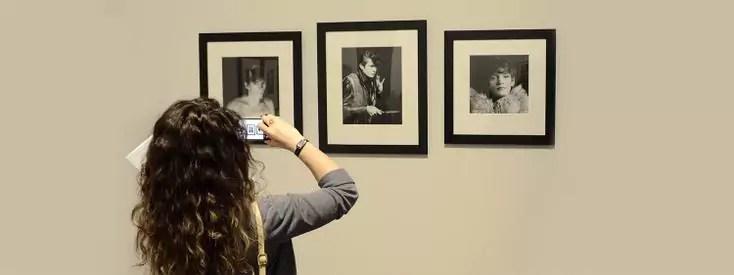 Selfies et autoportraits au Musée des Beaux-Arts de Lyon: you're talking to me?