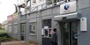 L'agence Pôle emploi du cours Albert Thomas à Lyon 8ème. ©LB/Rue89Lyon