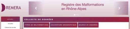 Capture d'écran du site de Remera. DR
