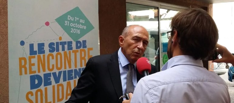 La question des migrants chez Gérard Collomb