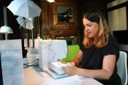 Stéphanie Godefroy a créé l'entreprise Ikatee. © Amélie James/Rue89 Lyon