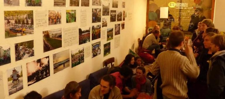 L'Alternatibar, ou le demi de bière pour faire de la politique écologiste à Lyon