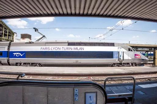PARIS-LYON-TURIN-MILAN CC Stefano Bertolotti / Flickr