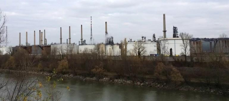Vallée de la chimie : 130 millions d'euros pour éviter la catastrophe