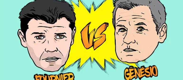 Entraîneurs de l'OL : Fournier-Génésio, alors qui c'est le meilleur ?