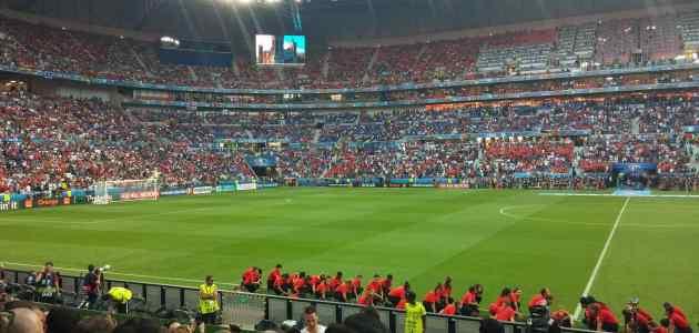 Manchester City – OL : encore un salut nazi parmi les supporters lyonnais