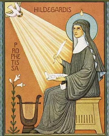 Hildegard von Bingen. DR