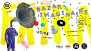 Affiche Bazar Imaginaire ©DR