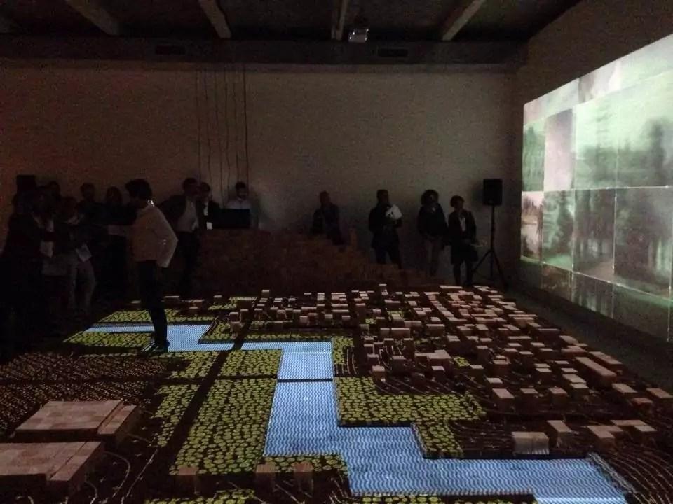 1ère édition de la Biennale d'architecture à Lyon ©HH/Rue89Lyon