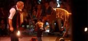 L'homme cirque, par David Dimitri.