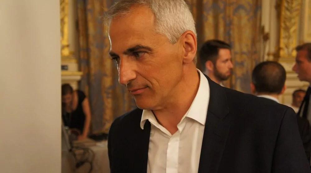 Jean-Luc Fugit au 2ème tour des législatives à la préfecture du Rhône le 18 juin 2017. ©HH/Rue89Lyon