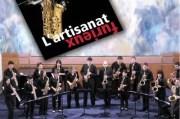Les saxophonistes de l'Artisanat furieux. ©DR