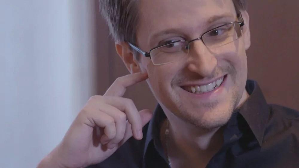 Le lanceur d'alerte Edward Snowden ©Zadig / Arte