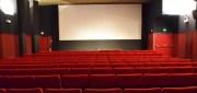 La salle de cinéma des 400 Coups à Villefranche. ©DR