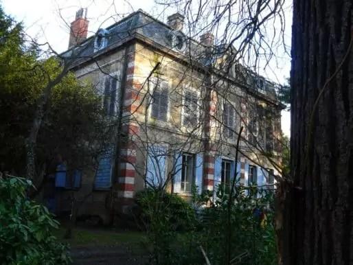 La villa Monoyer dans le quartier de Monplaisir à Lyon. Photo Villa Monoyer