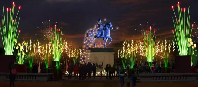 Fête des lumières 2017, ou l'idée de retrouver la place Bellecour