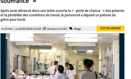 6 à 9 heures d'attente aux urgences de Lyon Sud: le personnel voit rouge