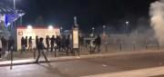 Incidents avant le match entre l'OL et le CSKA Moscou. Capture youtube