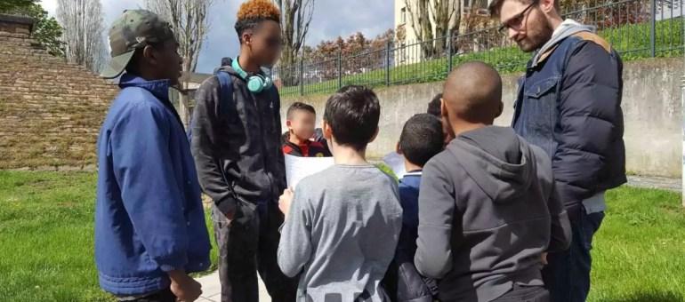 Éducation aux médias : une semaine avec les jeunes de l'AS Duchère