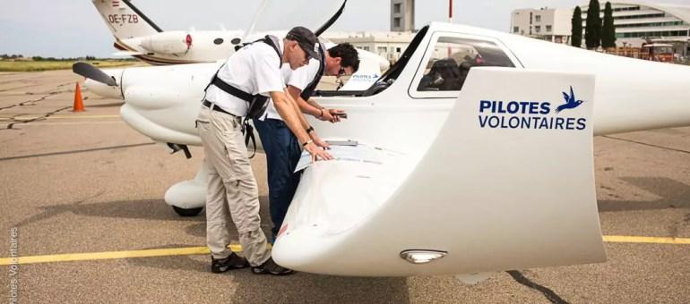 Un pilote d'avion à la rescousse des migrants : rencontre après une première mission