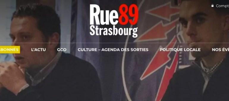 Bastion Social : le président de la section strasbourgeoise prend la tête du mouvement néofasciste