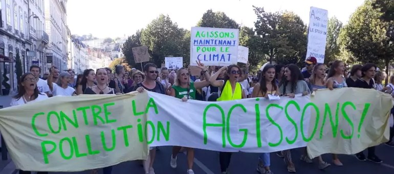 Que faire après le succès de la Marche pour le climat à Lyon ?