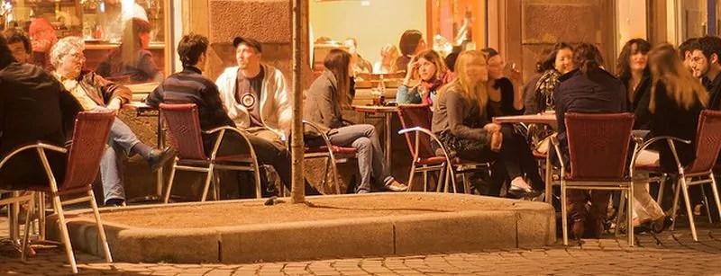 Les retransmissions des matches de l'Euro sont bien autorisées sur les terrasses de Strasbourg