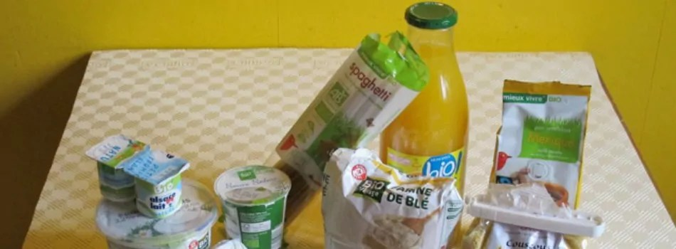 Manger 100% bio avec 10€ par jour, c'est possible