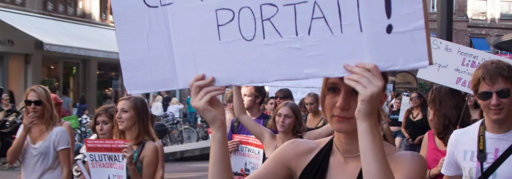SlutWalk : marchez, salopes !