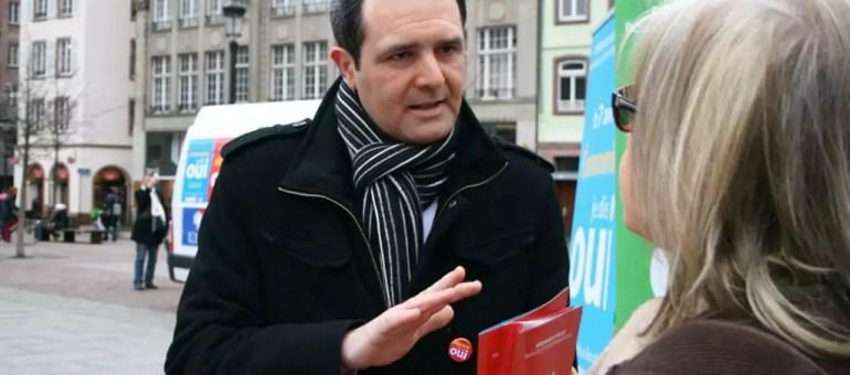 Tribune : Jean-Emmanuel Robert, «oui au Conseil d'Alsace, mais avec l'Eurométropole»